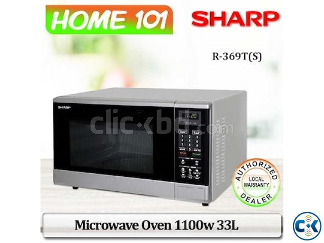 SHARP OVEN R369T | ClickBD large image 2