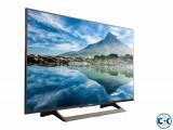 SONY BRAVIA W652D 40 SMART LED TV