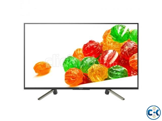Sony W800F 49 Smart VOICE remote Android TV | ClickBD large image 0