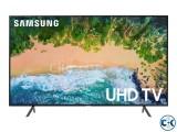 43 Samsung NU7100 4K SMART LED TV