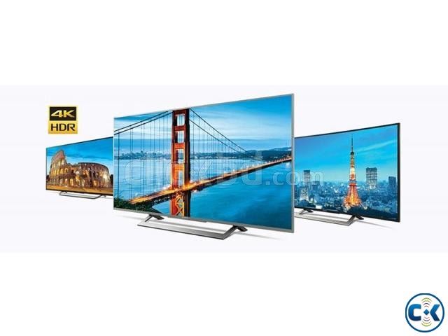 X8000E SONY BRAVIA 49 HDR 4K Android LED TV | ClickBD large image 1