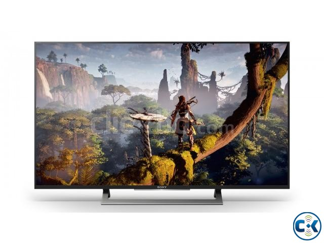 X8000E SONY BRAVIA 49 HDR 4K Android LED TV | ClickBD large image 2