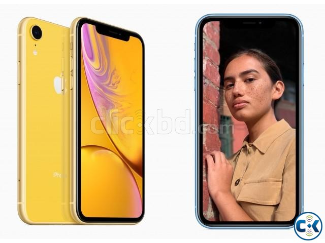 Brand New Apple iphone Xr 64GB Sealed Pack 3 Yr Wrrnty | ClickBD large image 2