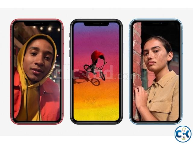 Brand New Apple iphone Xr 64GB Sealed Pack 3 Yr Wrrnty | ClickBD large image 3