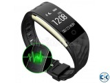 S2 Bluetooth Smart Bracelet Watch with GPS Sport Tracker Hea