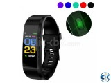 115 PLUS Smart Bracelet Heart Rate Monitor Blood Pressure
