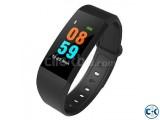 I9 color monitor Smart Bracelet blood pressure water-proof