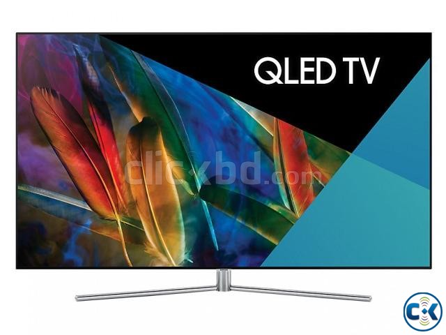Samsung 55 inch Q7 UHD QLED TV | ClickBD large image 2