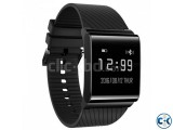 X9 Plus Smart Watch Waterproof Heart Rate Blood Pressure Oxy