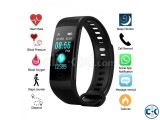Y5 Smart Band Heart Rate Monitor Fitness Bracelet Color Scre