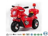 Rechargeable Baby police Motorcycles