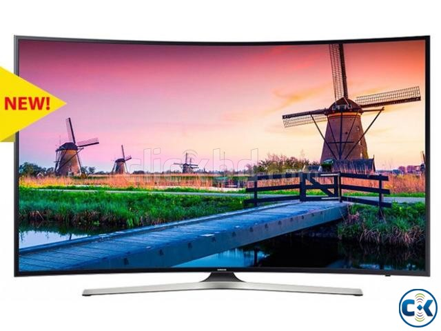 Samsung MU6100 Series 6 55 4K UHD LED Wi-Fi Smart TV | ClickBD large image 1