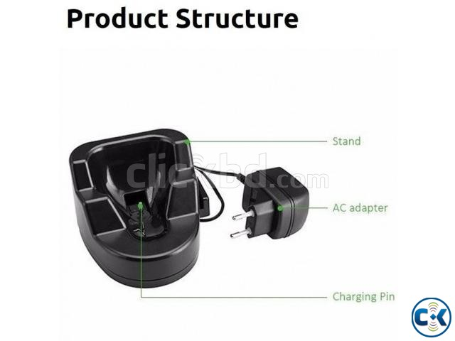 Rechargeable Vacuum Cleaner For Car Furniture Computer | ClickBD large image 3