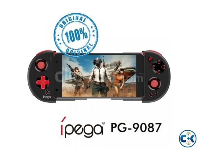iPEGA PG-9087 Bluetooth Extendable Game Controller | ClickBD large image 1