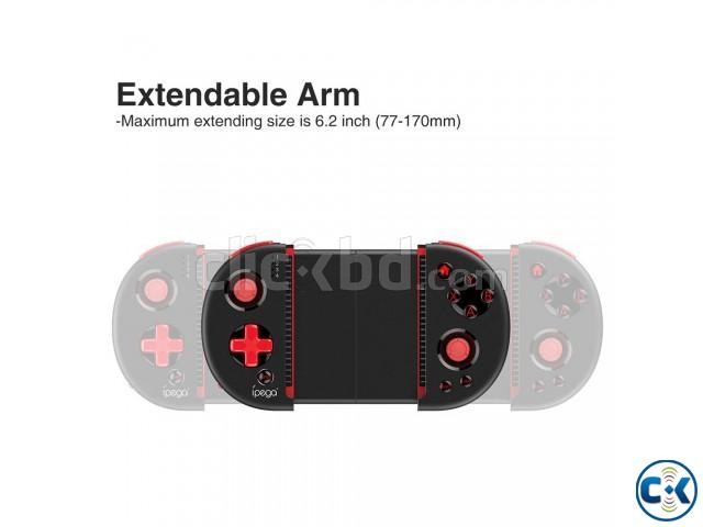 iPEGA PG-9087 Bluetooth Extendable Game Controller | ClickBD large image 2