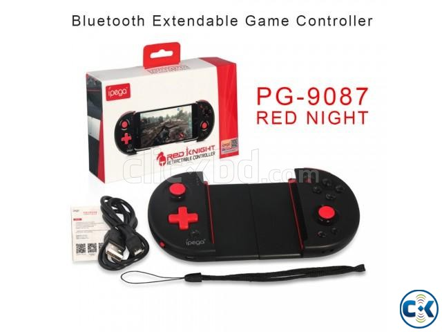 iPEGA PG-9087 Bluetooth Extendable Game Controller | ClickBD large image 3