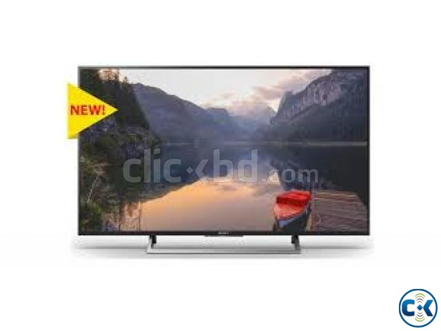 Brand New SONY BRAVIA 43X7500E 4K HDR ANDROID SMART TV | ClickBD large image 0