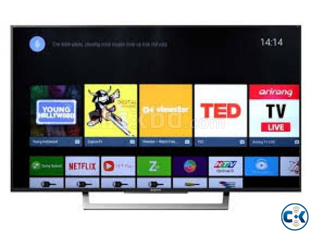 Brand New SONY BRAVIA 43X7500E 4K HDR ANDROID SMART TV | ClickBD large image 1