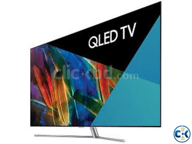 Samsung 75Q7F QLED 4k Smart TV Best Price in BD 01960403393 | ClickBD large image 0