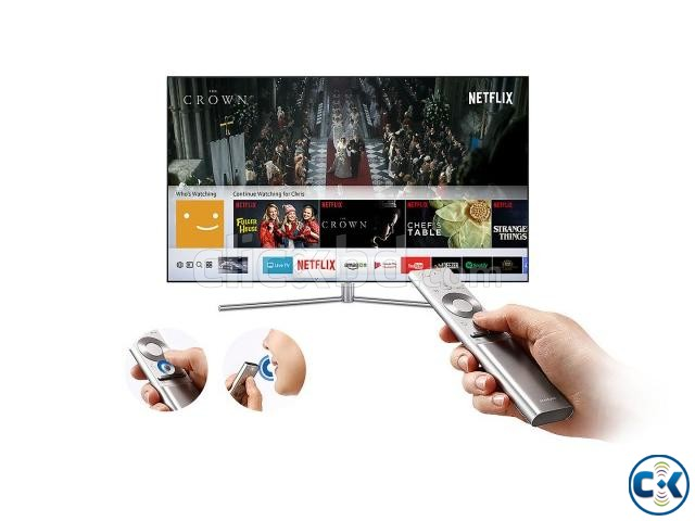 Samsung 75Q7F QLED 4k Smart TV Best Price in BD 01960403393 | ClickBD large image 1