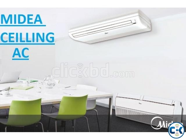 Midea AC MUB-60CR Ceiling Type | ClickBD large image 0