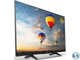 X8000E Sony Bravia 4K UHD Android HDR TV Television