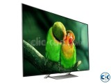 4K UHD Android HDR X8000E Sony Bravia TV Television