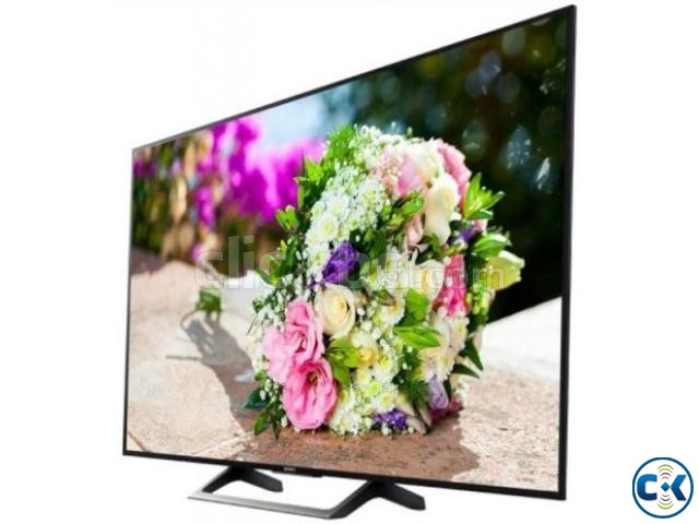 4K UHD Android HDR X8000E Sony Bravia TV Television | ClickBD large image 2