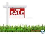 Urgent M Block 03 katha Plot Land sale at Bashundhara