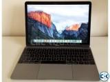 MacBook 12 Retina 8GB Memory 512GB ssd
