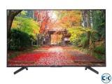 SONY BRAVIA 43W660F FHD HDR SMART TV
