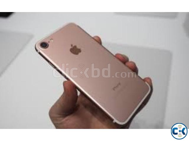 Brand New Apple iphone 7 32GB Sealed Pack 3 Yr Warranty | ClickBD large image 0
