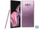 Brand New Samsung Galaxy Note 9 512GB Sealed Pack 3 Yr Wrnty