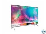 Samsung MU8000 UHD 4K smart LED Tv has 55 inch flat display