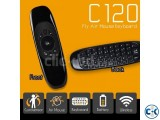Fly air mouse mini keyboard c120 wireless rechargeable