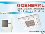 O General Cassette Type 4.5 Ton AC with 3 yrs warrenty