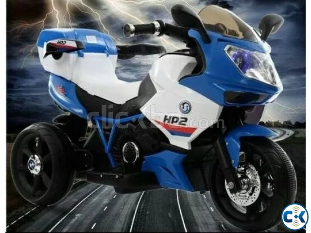Fashionable Brand New BMW Baby Bike | ClickBD large image 1