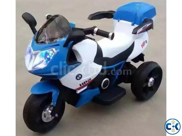Fashionable Brand New BMW Baby Bike | ClickBD large image 2