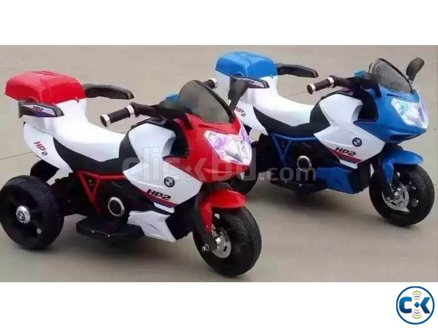 Fashionable Brand New BMW Baby Bike | ClickBD large image 3