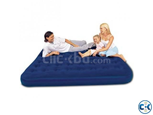 Bestway Double Air Bed Free Pumper | ClickBD large image 4