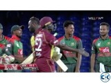 Bangladesh vs West Indies 2nd ODI