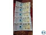 2nd Odi ticket