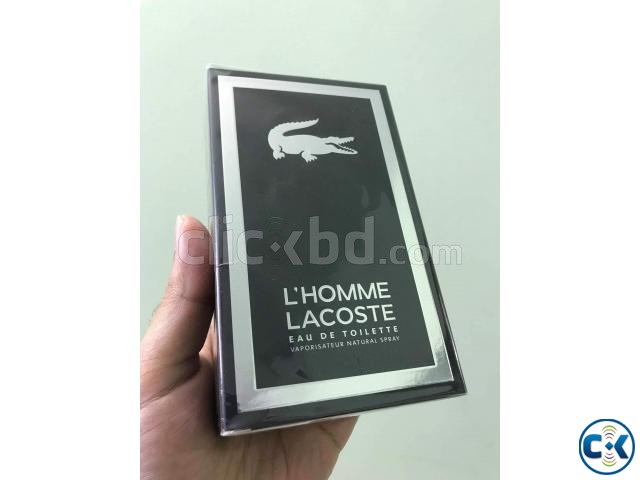 Lacoste L homme Perfume | ClickBD large image 2