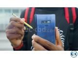 Brand New Samsung Galaxy Note 9 128GB Sealed Pack 3 Yr Wrnty