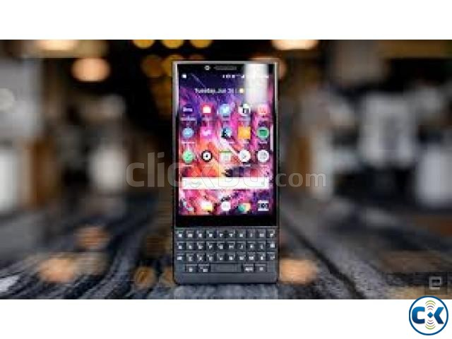 Brand New BlackBerry KEY2 6 64GB Sealed Pack 3 Yr Warranty | ClickBD large image 1