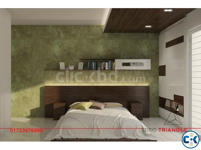 Bedroom Interior | ClickBD large image 0