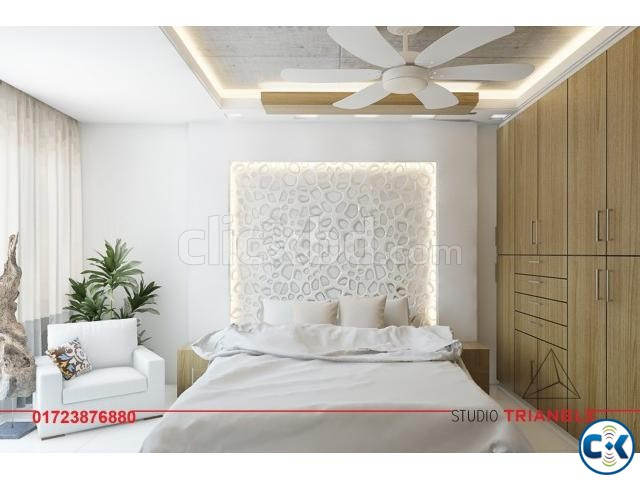Bedroom Interior | ClickBD large image 1