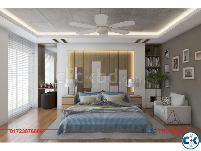 Bedroom Interior | ClickBD large image 2