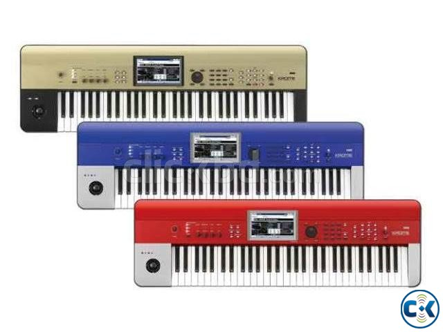 Korg Krome New call-01748-153560 | ClickBD large image 0