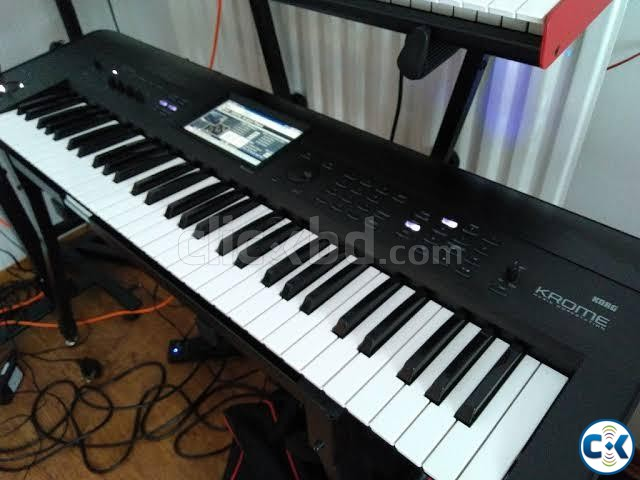 Korg Krome New call-01748-153560 | ClickBD large image 1